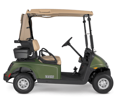 Five Star Golf Cars and Utility Vehicles  Penger Golf Cart E Z Go Freedom on