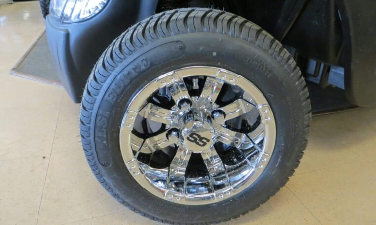 EZGO Golf Car Tires and Rims