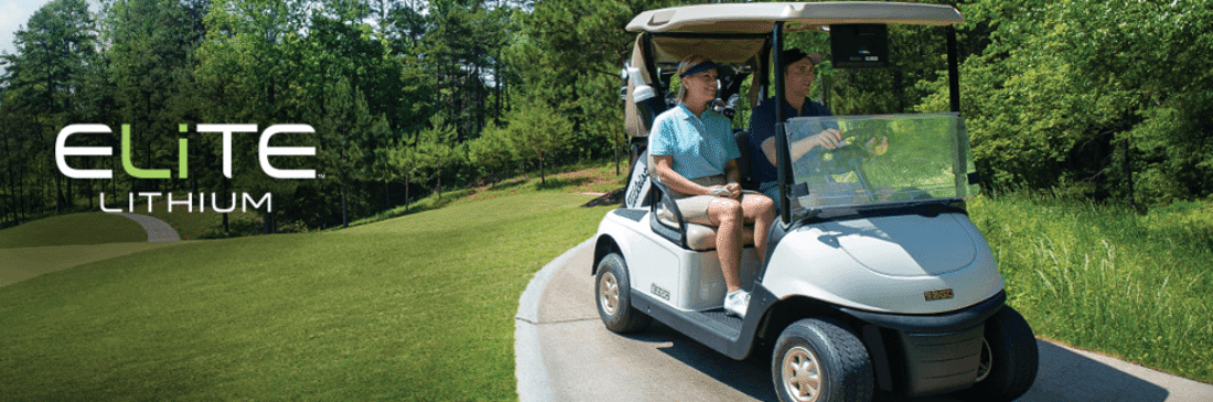 Elite Lithium by EZGO