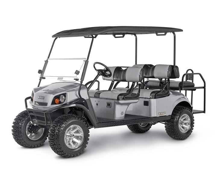 Five Star Golf Carts & Utility Vehicles - New, Used & Custom Golf Carts
