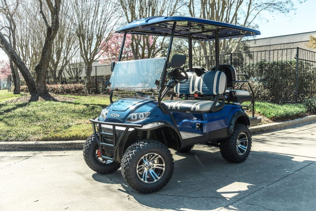 ICON i40L Electric Golf Cart